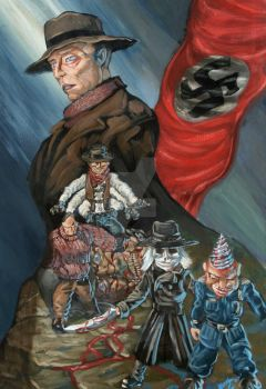 Puppet Master 3 by Karonno
