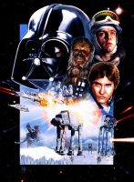 Battle of Hoth by PaulShipper