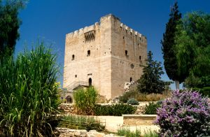 Kolossi Castle by woody1981