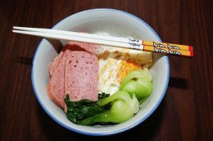 Vermicelli Rice Noodle Soup by sweetcivic