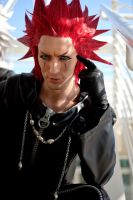Axel - Kingdom Hearts 2 Cosplay by Leon Chiro by LeonChiroCosplayArt