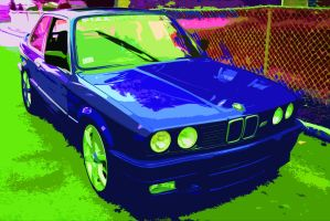 BMW... In Color by HippySkier