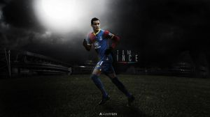 Tom Ince (Crystal Palace) by AlbertGFX
