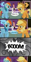 Explosive countdown. by Coltsteelstallion