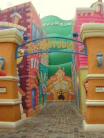 Toontown by Daftje