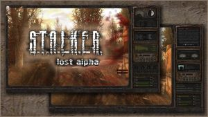 S.T.A.L.K.E.R - Lost Alpha by Mordasius