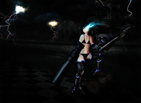 Cyber-BRS by HurrArch