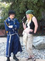 Winry: I'm watching you by all-sunday