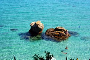 Beauties of Thassos 12 by violety