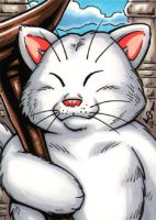 Sketch Card - Korin by gb2k