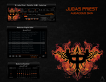 Judas Priest Audacious Skin by votritis