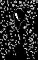 snow by Nerisa