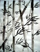 Bamboo by abibuu