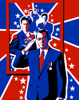 Colbert is America 3 by Ilovetodraw