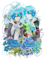 Shion Kaito - VocaloidCLAN by Thoxiic-Editions