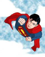 Superman by MollyD
