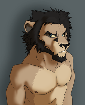 Wolverine Lion by gothic180