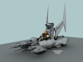 progres BattleMaster for Poser by TargetView