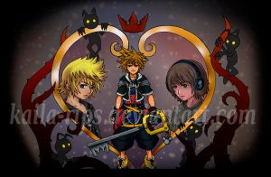 Proyecto kingdom hearts (Color) by Kaila-Rips