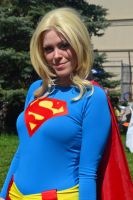 Supergirl by SethHowell