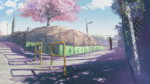 5 Centimeters Per Second by Bankaii94