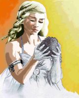 Dany And The Dragon Egg Digital UPDATAAAAHHH!!! by Shannon175