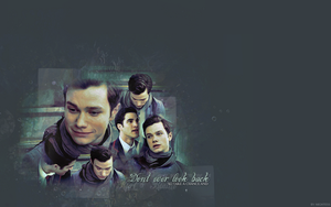 Klaine - Don't ever look back by AmeliaTonks