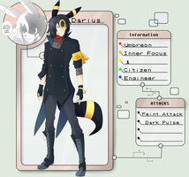JS App - Darius the Umbreon by Maipee-Chan