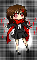 Ayano by m0chi-kun