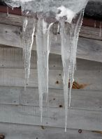 more icicles by LucieG-Stock