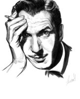 Vincent Price by EriksDesdemona