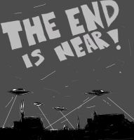 The End is near by tatarjantar