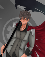 Qrow by hearts-and-pins