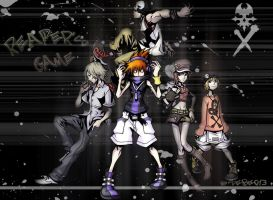 Reaper's Game - TWEWY by sEbeQ13