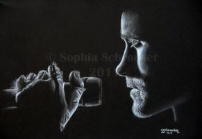 Jared Leto - Closer to the Edge by Scarlett-Serenity