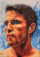 Chael Sonnen by therealbradu
