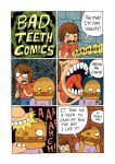 Bad Teeth Comics by Teagle