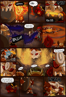 Team LoveShock: Mission 5 P.18 by CheesyCrocs