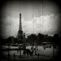 Paris by lostknightkg