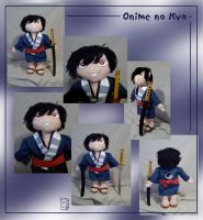 SDK:  Kyo Plush by Zanne