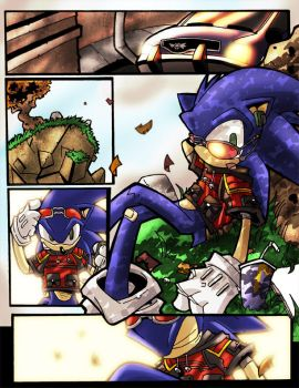 Sonic Chase Pg. 2 by herms85