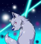 Neon Blue by watermelonxD