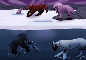The Seal Hunt Revisited by SapphireSquire