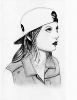 Snapback Girl by coloradn