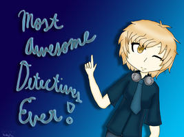 Most Awesome Detectives Ever! by tashaj4de