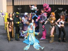 Anime Central Photoshoot by SKS-SWAN