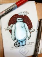 BAYMAX by Mbacinillo