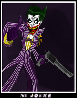 The  Joker by genocyber