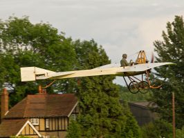 Deperdussin Old Warden by davepphotographer