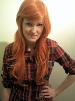 Amy Pond preview by chibifie